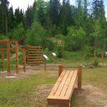 entraînement camping domaine lausanne