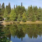 Lac du Camping du Domaine Lausanne
