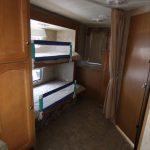 Roulotte 323 prêt-à-camper Camping du Domaine Lausanne -7