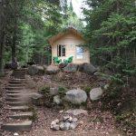 Prêt-à-camper-cabines Camping du Domaine Lausanne