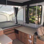 Tente-roulotte site 200